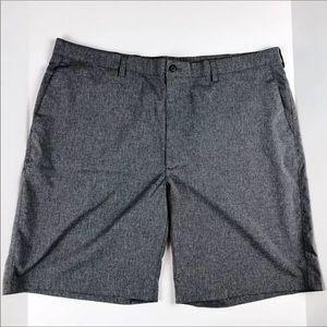 {PGA TOUR} Golf Shorts• Men's 42• Heather Gray